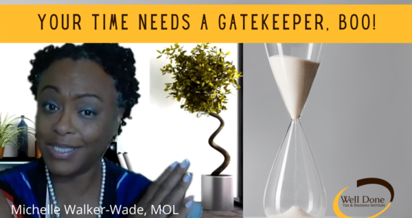 Time Needs a Gatekeeper